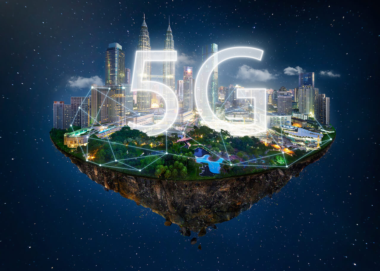 Déploiement du réseau 5G
