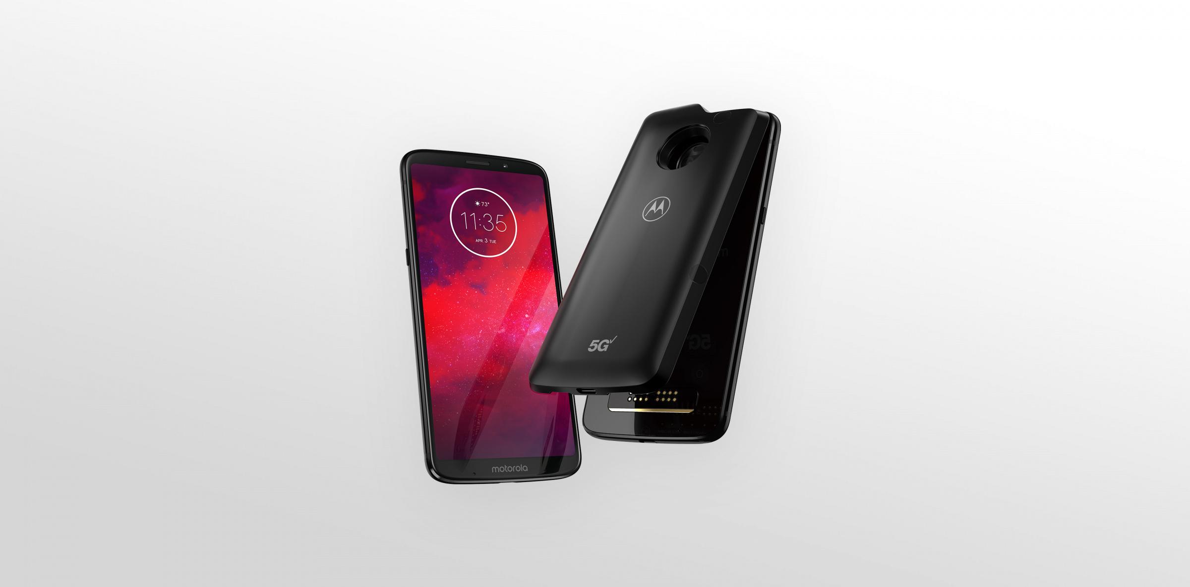 Motorola, 5G