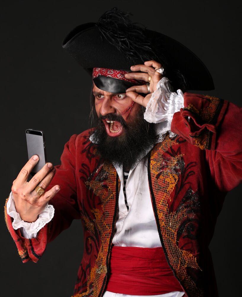 Le piratage de smartphone