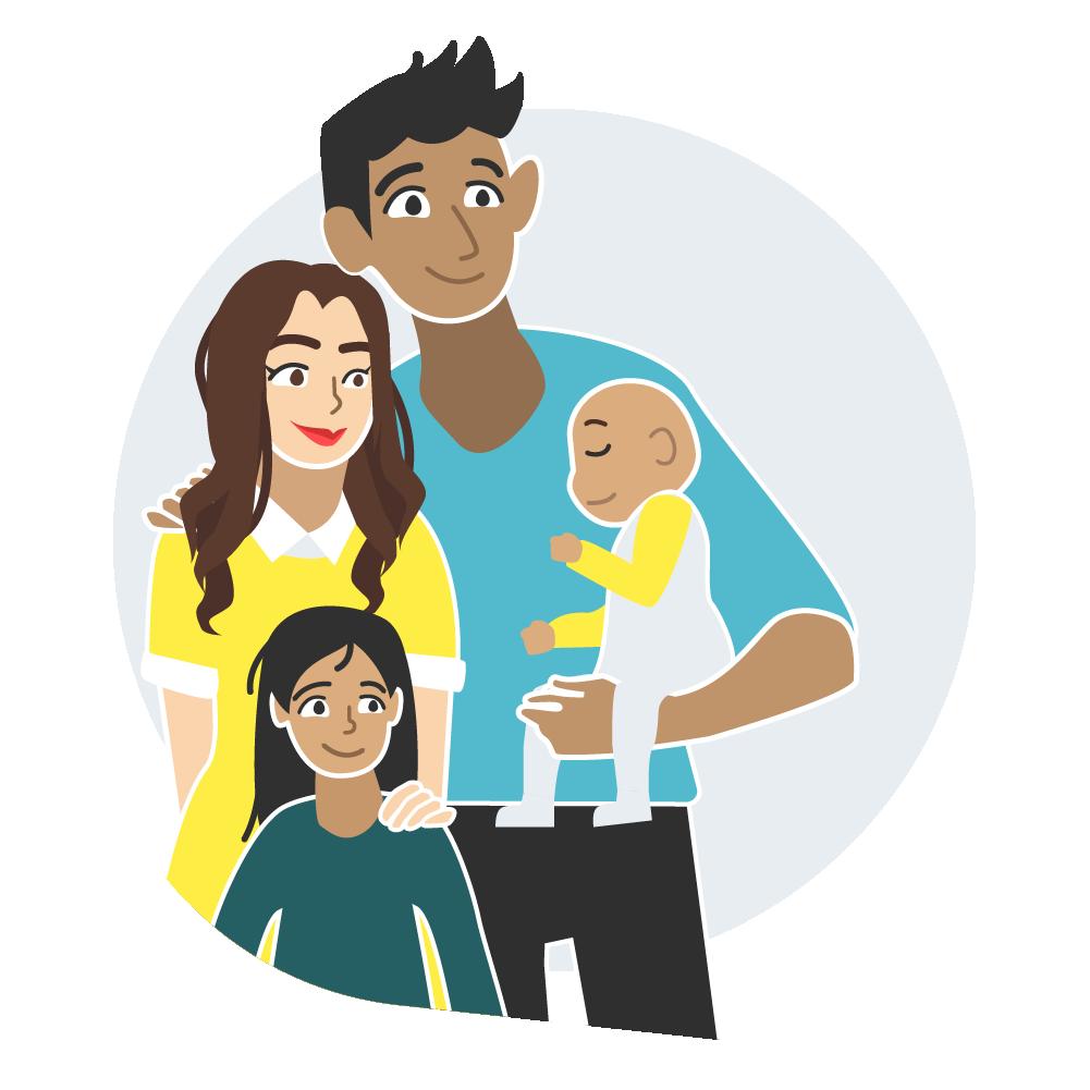 Assurance mobile family
