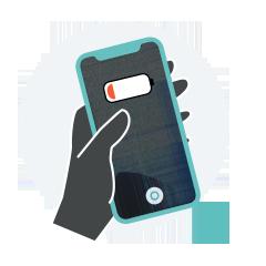 Garantie contre la panne de batterie de votre téléphone et l'explosion du portable
